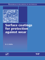 Surface Coatings for Protection Against Wear