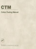 Cotton Trading Manual