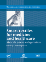 Smart Textiles for Medicine and Healthcare