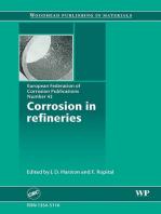 Corrosion in Refineries