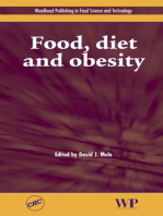 Food, Diet and Obesity