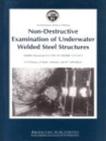 Non-Destructive Examination of Underwater Welded Structures