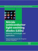 Nitride Semiconductor Light-Emitting Diodes (LEDs)