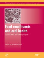 Food Constituents and Oral Health: Current Status and Future Prospects
