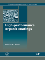 High-Performance Organic Coatings