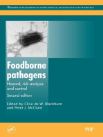 Foodborne Pathogens