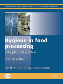 Hygiene in Food Processing: Principles and Practice