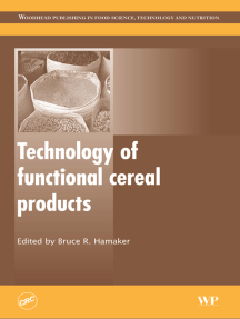 Technology of Functional Cereal Products