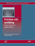 Friction Stir Welding: From Basics to Applications