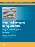 New Technologies in Aquaculture: Improving Production Efficiency, Quality and Environmental Management