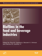 Biofilms in the Food and Beverage Industries