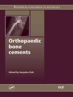 Orthopaedic Bone Cements