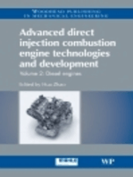 Advanced Direct Injection Combustion Engine Technologies and Development: Diesel Engines