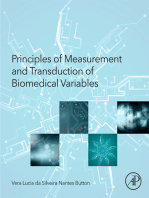 Principles of Measurement and Transduction of Biomedical Variables