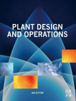 Plant Design and Operations