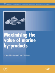 Maximising the Value of Marine By-Products