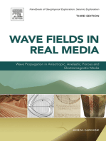 Wave Fields in Real Media