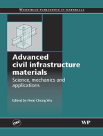 Advanced Civil Infrastructure Materials: Science, Mechanics and Applications
