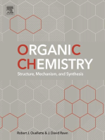 Organic Chemistry: Structure, Mechanism, and Synthesis