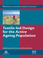 Textile-led Design for the Active Ageing Population
