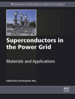 Superconductors in the Power Grid: Materials and Applications