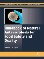 Handbook of Natural Antimicrobials for Food Safety and Quality