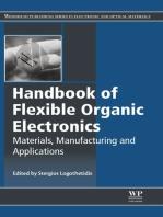 Handbook of Flexible Organic Electronics