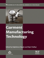 Garment Manufacturing Technology