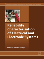 Reliability Characterisation of Electrical and Electronic Systems