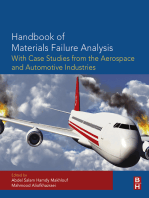 Handbook of Materials Failure Analysis with Case Studies from the Aerospace and Automotive Industries