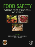 Food Safety: Emerging Issues, Technologies and Systems