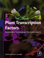 Plant Transcription Factors: Evolutionary, Structural and Functional Aspects