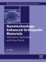 Nanotechnology-Enhanced Orthopedic Materials