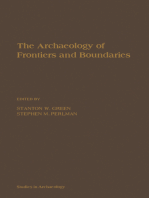 Archaeology of Frontiers & Boundaries