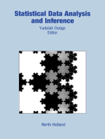 Statistical Data Analysis and Inference