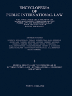 Enclyclopedia of Public International Law