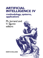Artificial Intelligence IV: Methodology, Systems, Applications
