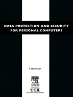 Data Protection and Security for Personal Computers