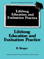 Lifelong Education and Evaluation Practice: A study on the Development of a Framework for Designing Evaluation Systems at the School Stage in the Perspective of Lifelong Education