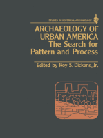 Archaeology of Urban America