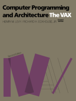 Computer Programming and Architecture: The Vax