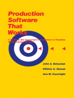 Production Software That Works