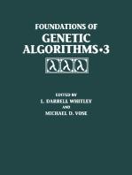 Foundations of Genetic Algorithms 1995 (FOGA 3)