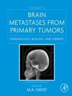 Brain Metastases from Primary Tumors, Volume 2