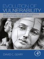 Evolution of Vulnerability