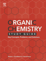 Organic Chemistry Study Guide