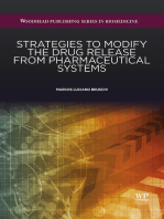 Strategies to Modify the Drug Release from Pharmaceutical Systems