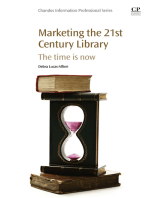 Marketing the 21st Century Library