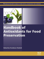 Handbook of Antioxidants for Food Preservation