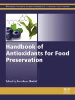 Handbook of Antioxidants for Food Preservation